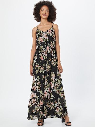 ABOUT YOU Kleid 'Emelie' in mischfarben / schwarz, Modelansicht