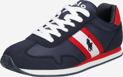 POLO RALPH LAUREN Zapatillas deportivas en navy / rojo / blanco, Vista del producto