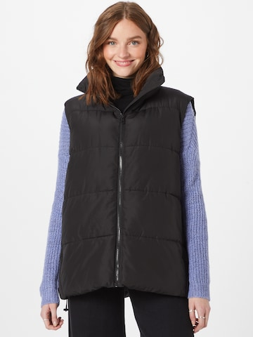 ABOUT YOU Vest 'Louisa' in Black