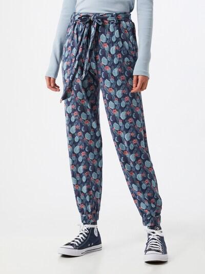 Pantaloni 'Alice' Alife and Kickin di colore marino / opale / blu chiaro / rosé, Visualizzazione modelli