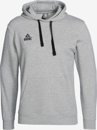 PEAK Sportsweatshirt in grau, Produktansicht