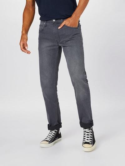 Lee Jeans 'Daren' in de kleur Grey denim, Modelweergave