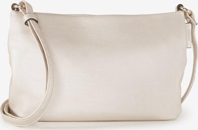 TOM TAILOR DENIM Umhängetasche 'Lyra' in perlweiß, Produktansicht