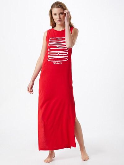 Emporio Armani Beach dress in Red / White, View model