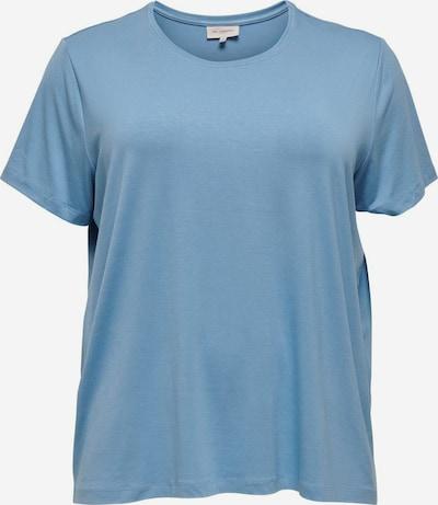 ONLY Carmakoma Majica u sivkasto plava: Prednji pogled
