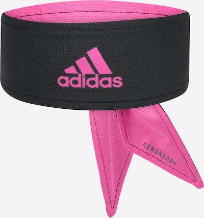 ADIDAS PERFORMANCE Bandeau de sport en rose / noir, Vue avec produit