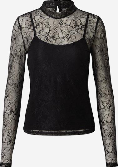 Noisy may Shirt 'LILI' in schwarz, Produktansicht