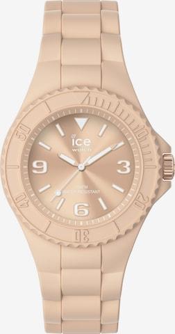 ICE WATCH Analog Watch in Beige