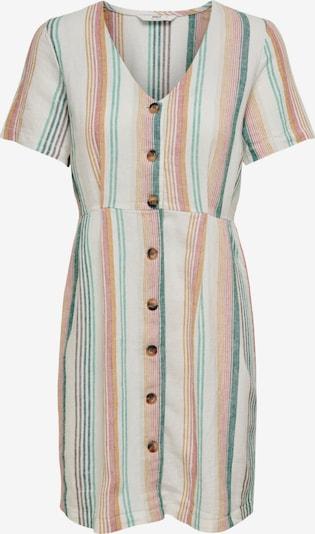 JDY Sukienka koszulowa 'VIVA-OHIO' w kolorze aqua / żółty / benzyna / różowy pudrowy / naturalna bielm, Podgląd produktu