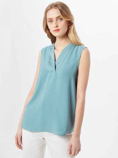 Esprit Collection Bluse in hellblau, Modelansicht