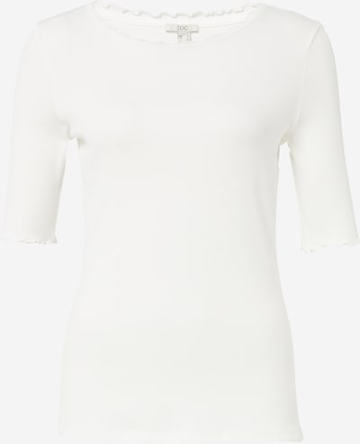 EDC BY ESPRIT Shirt in offwhite: Frontalansicht