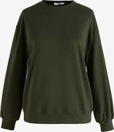 Noella Sweatshirt 'Tatum' in de kleur Donkergroen, Productweergave