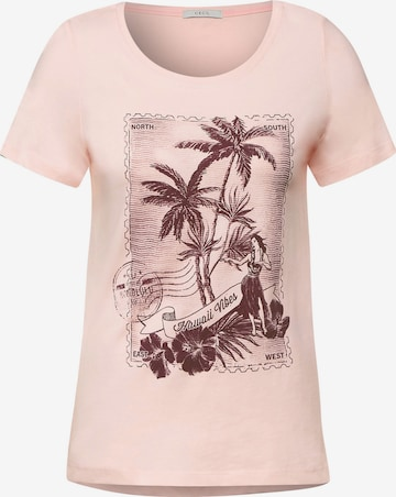 CECIL T-Shirt in Pink