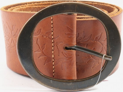 PIECES Belt in XS-XL in Brown, Item view