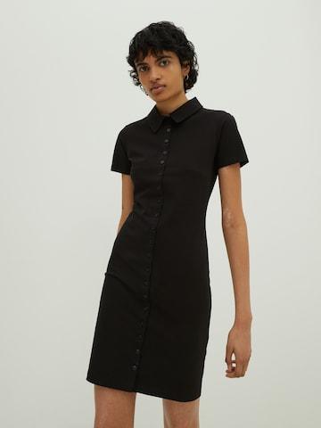 EDITED Jurk 'Mina' in Zwart