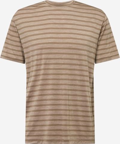 Icebreaker Functioneel shirt 'Utility Explore' in de kleur Bruin / Lichtbruin, Productweergave