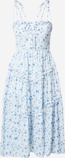 NA-KD Kleid in blau, Produktansicht