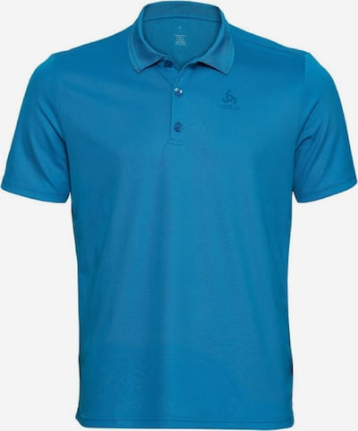 ODLO Poloshirt in blau, Produktansicht