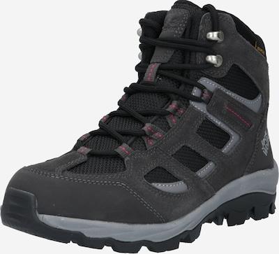 JACK WOLFSKIN Boots 'VOJO' en gris / gris foncé, Vue avec produit