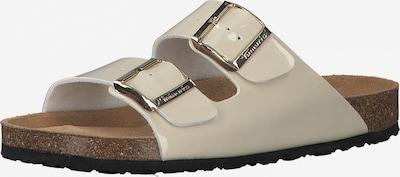 TAMARIS Pantofle - starobéžová, Produkt