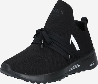 Sneaker low 'Raven' ARKK Copenhagen pe negru, Vizualizare produs