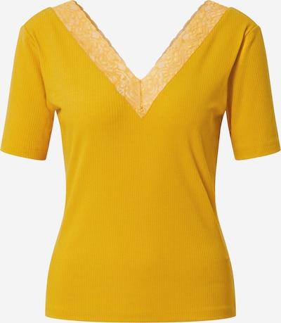 VILA Shirt 'Gytta' in gelb, Produktansicht