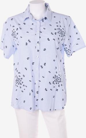 Clarina Blouse & Tunic in XL in Blue