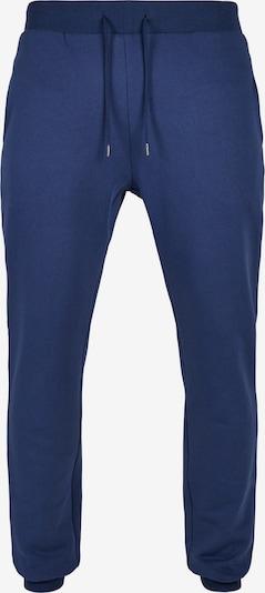 Pantaloni Urban Classics Big & Tall pe bleumarin / albastru închis, Vizualizare produs