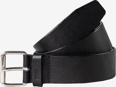 BOSS Gürtel in schwarz, Produktansicht