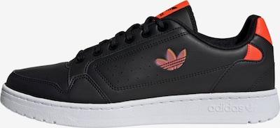 ADIDAS ORIGINALS Sneaker 'NY 90' in rot / schwarz, Produktansicht