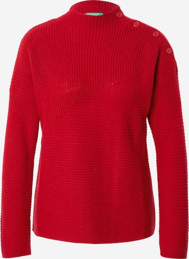 UNITED COLORS OF BENETTON Džemperis, krāsa - sarkans, Preces skats