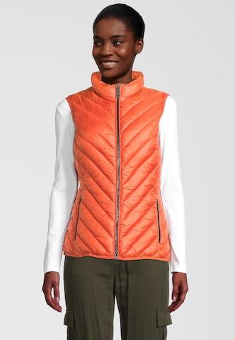 Fuchs Schmitt Vest in Orange