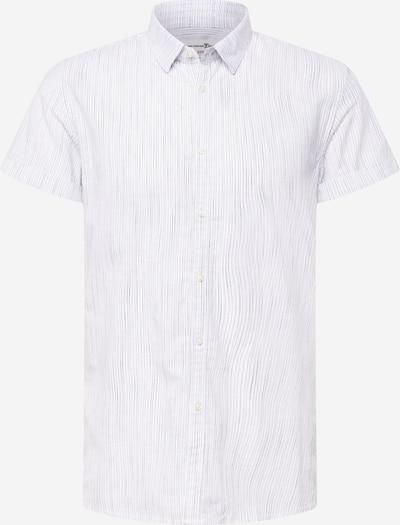 TOM TAILOR DENIM Košeľa - modrá / biela, Produkt