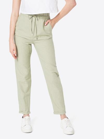 DeFacto Hose in pastellgrün, Modelansicht