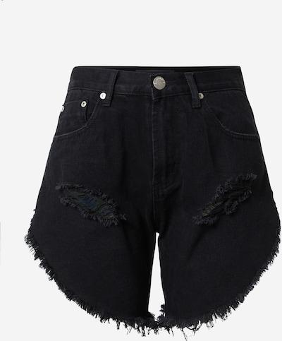 GLAMOROUS Jeans i sort, Produktvisning