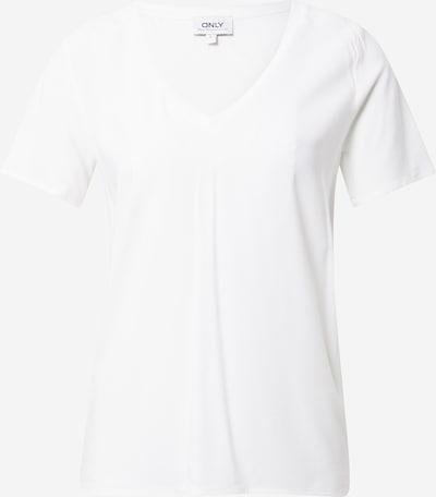 ONLY Shirt 'MERLE' in naturweiß, Produktansicht