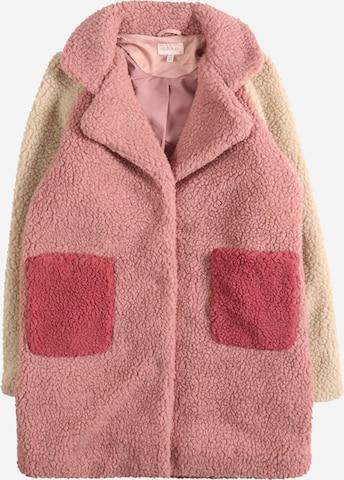 KIDS ONLY Mantel 'Newaurelia', värv roosa