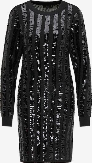 faina Pletena haljina u crna, Pregled proizvoda