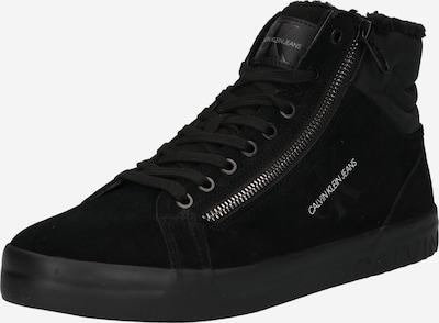 Calvin Klein Jeans High-Top Sneakers in Black, Item view