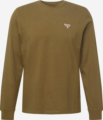 T-Shirt Barbour Beacon en vert