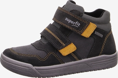 SUPERFIT Sneaker 'EARTH ' in gelb / grau, Produktansicht