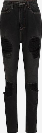 Missguided Tall Džinsi, krāsa - melns, Preces skats