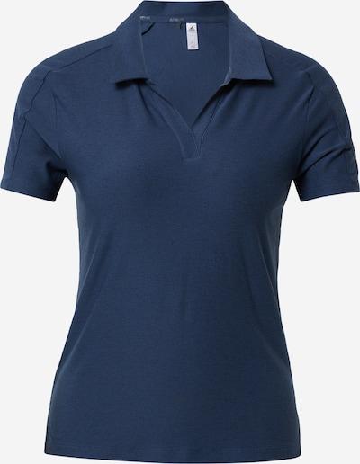 adidas Golf Functioneel shirt 'GO-TO SS P' in de kleur Navy, Productweergave