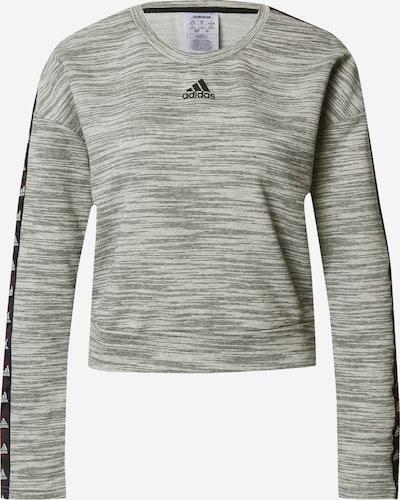 ADIDAS PERFORMANCE Sportsweatshirt in grau / mischfarben, Produktansicht