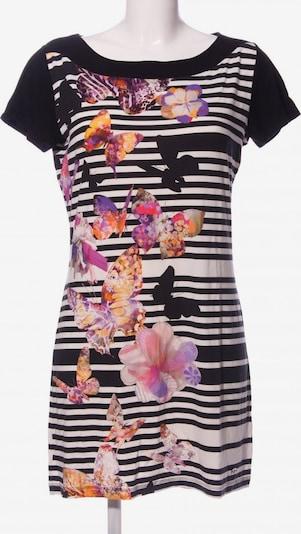 Lisa Tossa Tunikabluse in M in pink / schwarz / weiß, Produktansicht