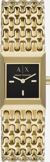 ARMANI EXCHANGE Uhr in gold, Produktansicht