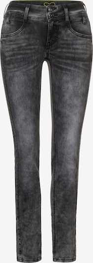 STREET ONE Jeans in dunkelgrau, Produktansicht