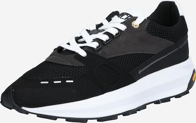 Mercer Amsterdam Sneaker 'RACER' in dunkelbraun / schwarz, Produktansicht