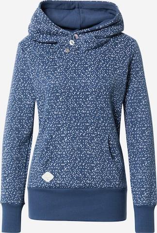 Ragwear Sweatshirt 'CHELSEA' in Blue