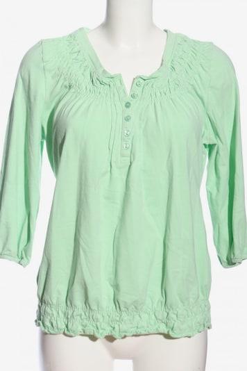 laura kent Langarm-Bluse in L in grün, Produktansicht